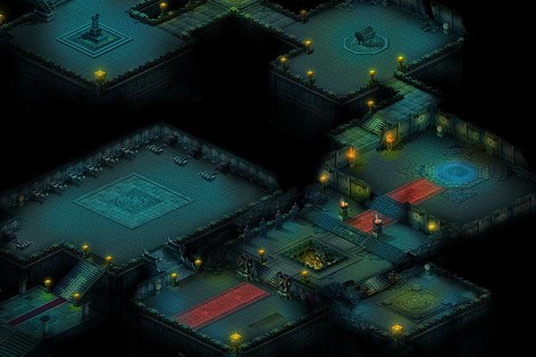 《斗破沙城》游戏截图