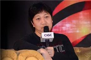 专访《暴风王座》制作人谌维