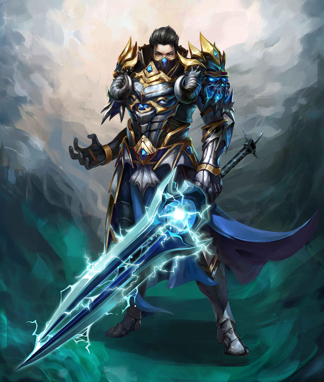 冰火之剑游戏截图5