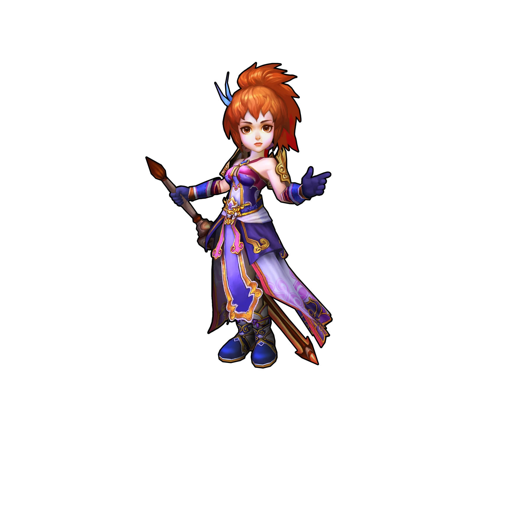 三国萌军游戏截图4