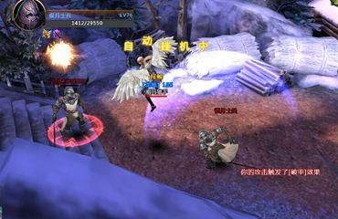 驯龙战纪游戏截图4