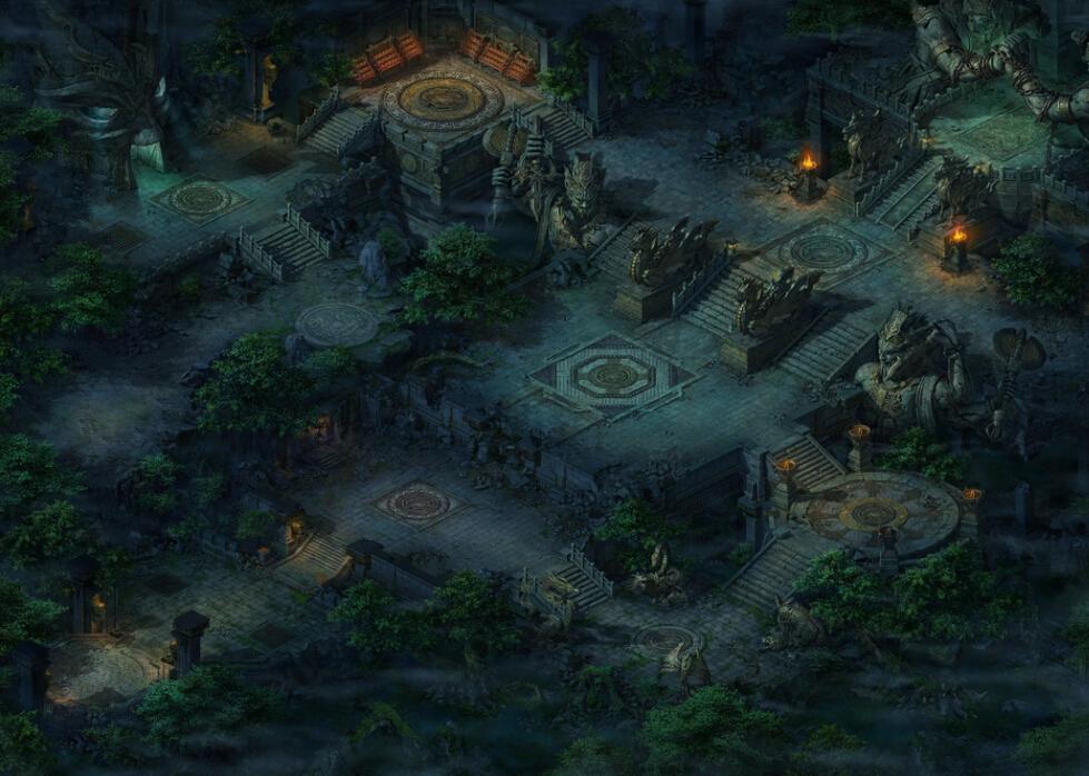 战国之怒游戏截图5