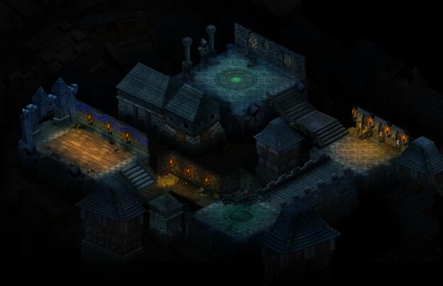 魔兽部落游戏截图1