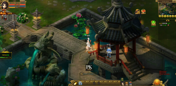热血江湖情游戏截图4