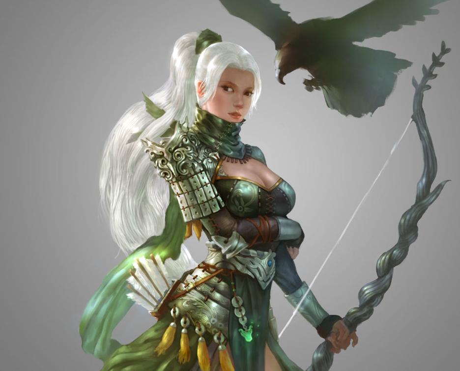 战天使游戏截图2