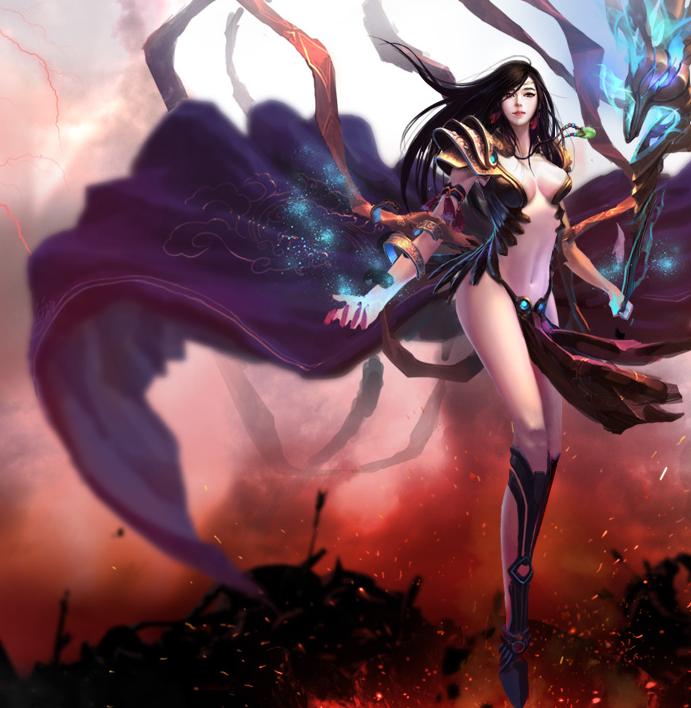战天使游戏截图4