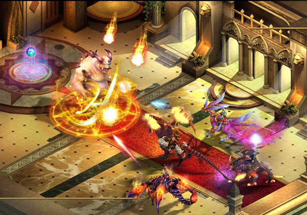 神裔之战游戏截图4