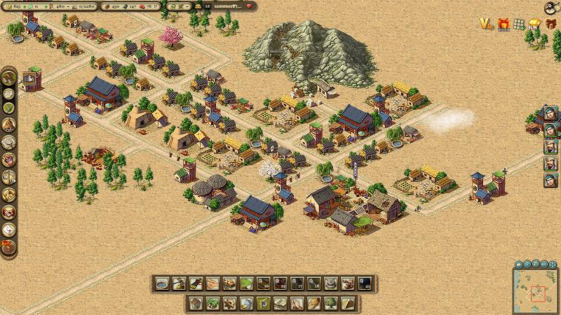 城市与文明游戏截图4