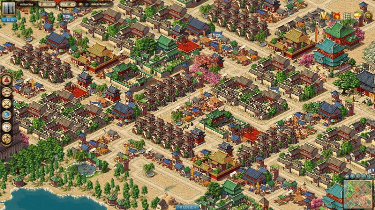 城市与文明游戏截图3