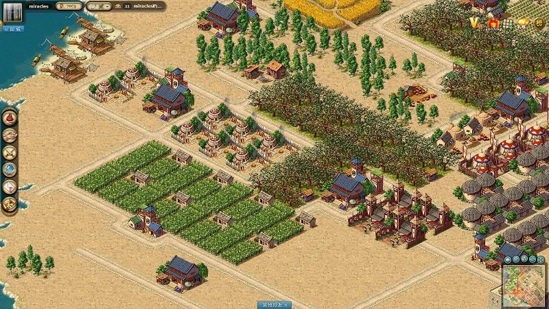城市与文明游戏截图2