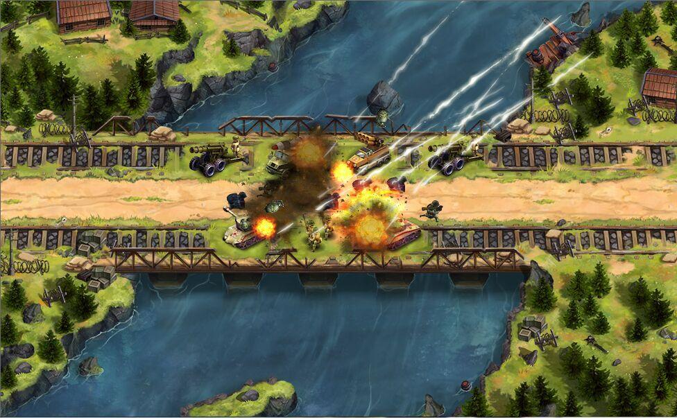 盟军防线游戏截图3