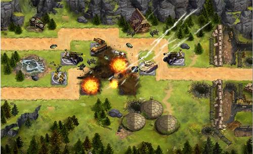 盟军防线游戏截图5