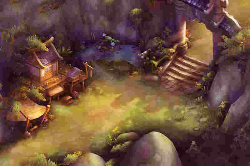 蜀山战纪游戏截图4