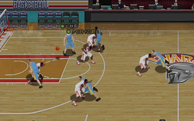 篮球大当家游戏截图4