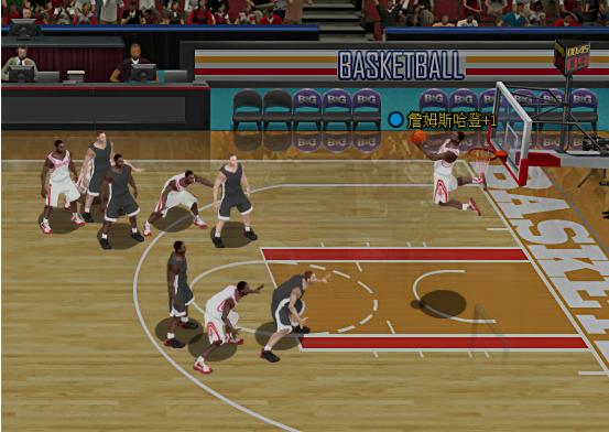 篮球大当家游戏截图2