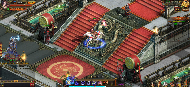 铁骑三国游戏截图5