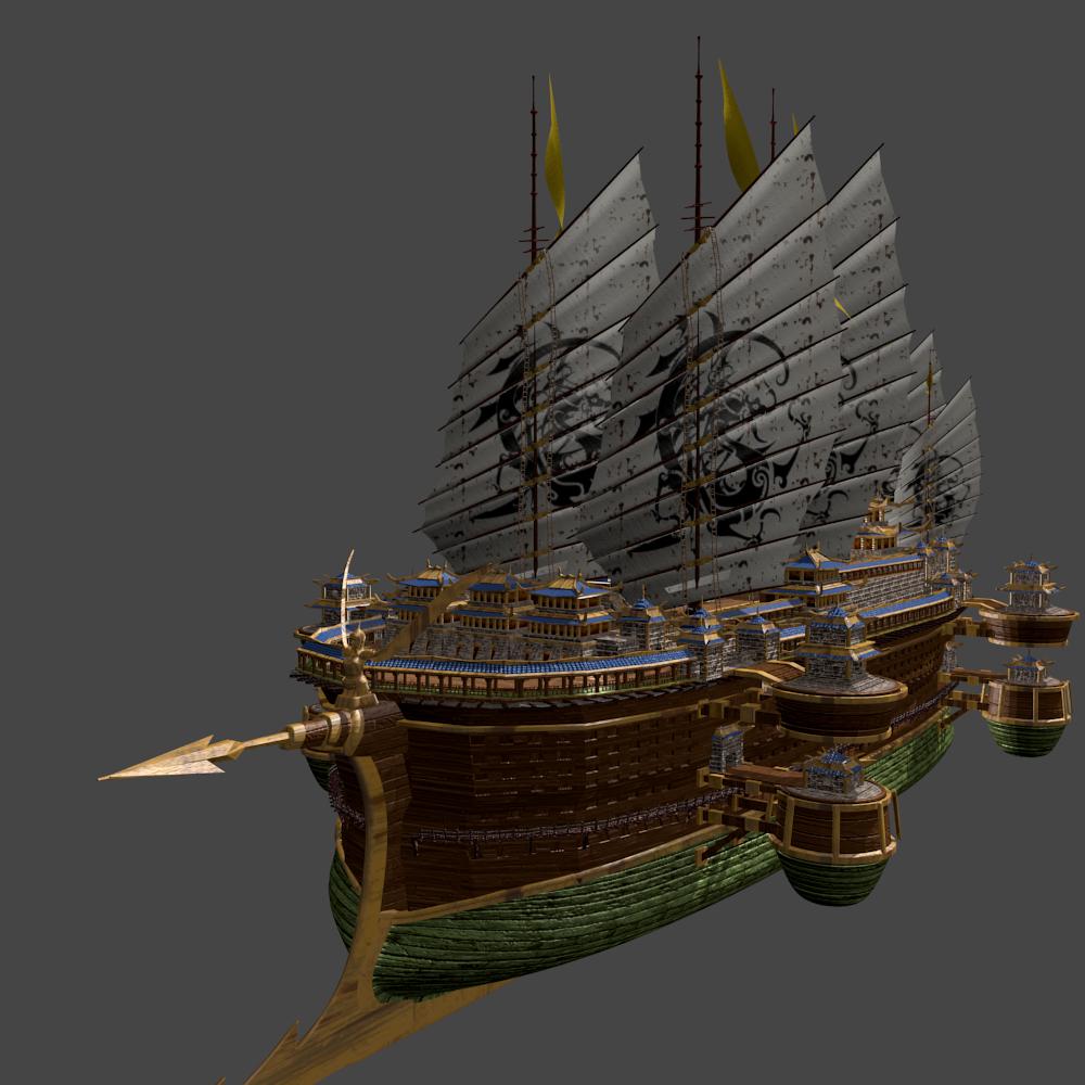 海洋霸业游戏截图5