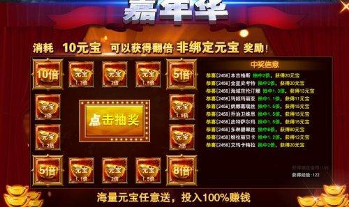 魔法王座RMB玩家最佳充值专题