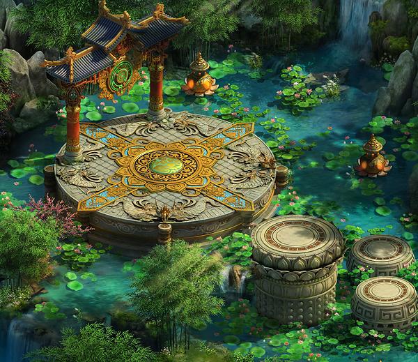 龙之炎黄魂游戏截图3