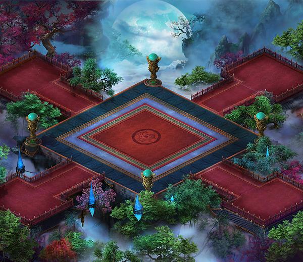 龙之炎黄魂游戏截图1
