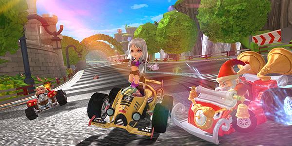 开心赛车游戏截图2