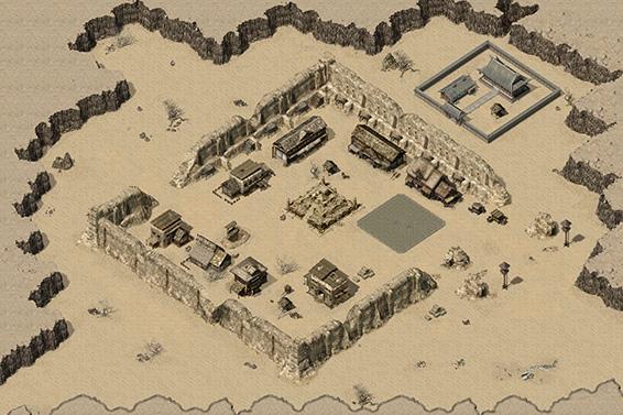 龙魂沙城游戏截图3