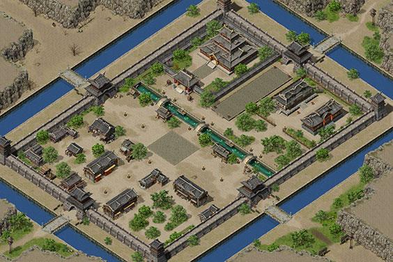 龙魂沙城游戏截图2