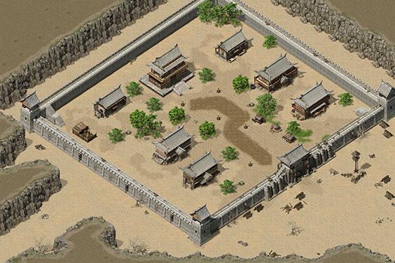 龙魂沙城游戏截图1