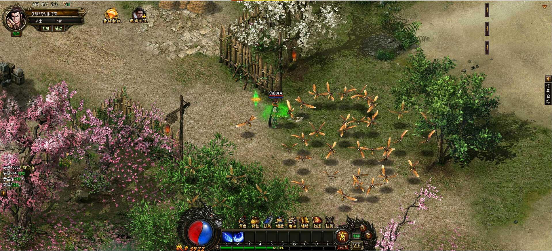 龙城护卫游戏截图5