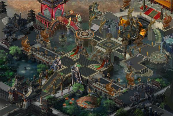 封神霸业游戏截图3