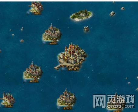 海盗联盟争霸系统 据点占领方法分享