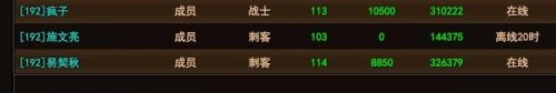 神龙战士哪个职业PK厉害