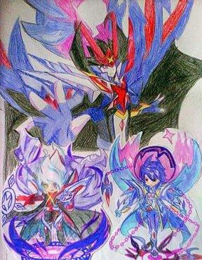 奥奇传说手绘地狱魔神修尔