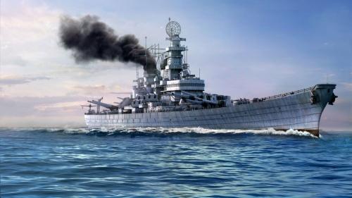 第一舰队船舰原画欣赏