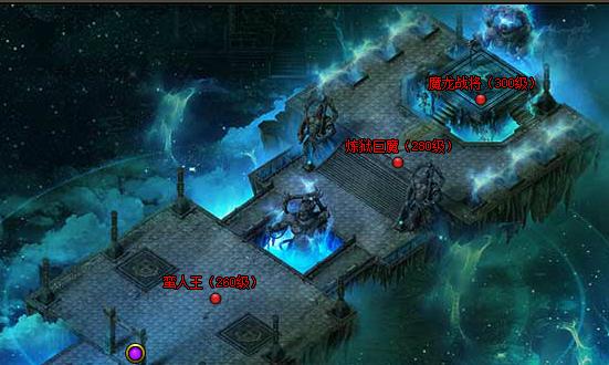霸王世界游戏截图3