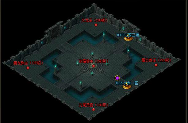 霸王世界游戏截图2