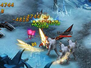 大天使之剑h5游戏截图赏析