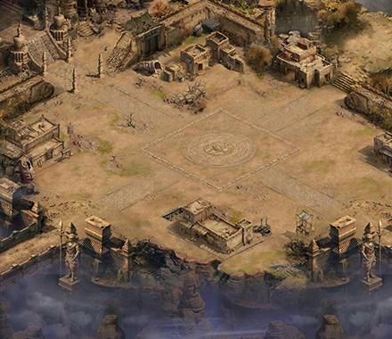 沙城红颜游戏截图2