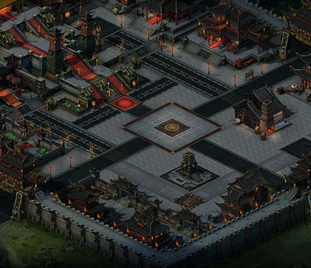 沙城红颜游戏截图1