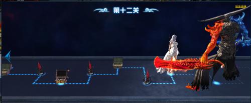 剑灵洪门崛起试炼之路剑士高分通关攻略