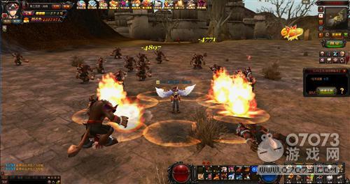 暗黑II萌神新玩法揭秘 生存岛全面开火