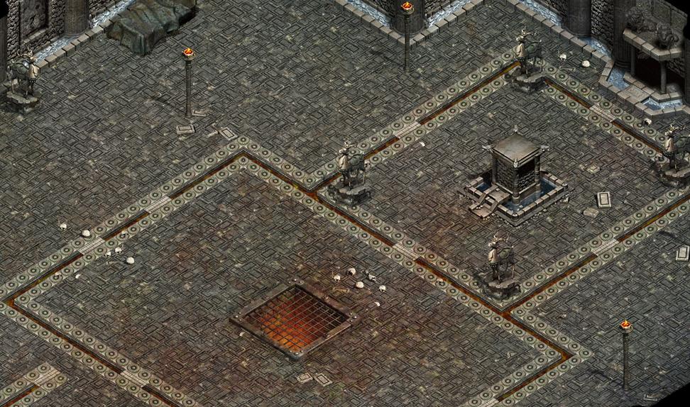 沃玛号角游戏截图3