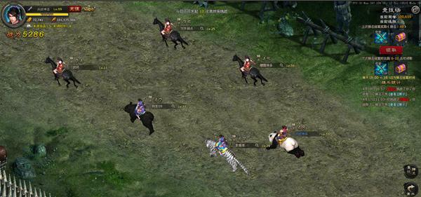 江湖-人在江湖游戏截图4