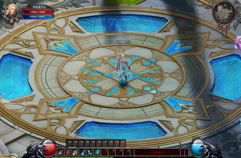比奇王座游戏截图1