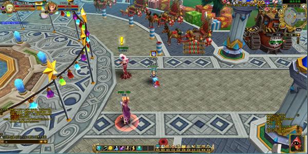 巫师帝国游戏截图3
