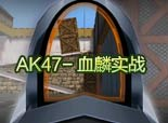 火线精英视频AK47血麟ACE十三区 宝哥解说