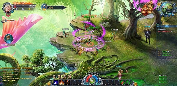 猎魔OL游戏截图4