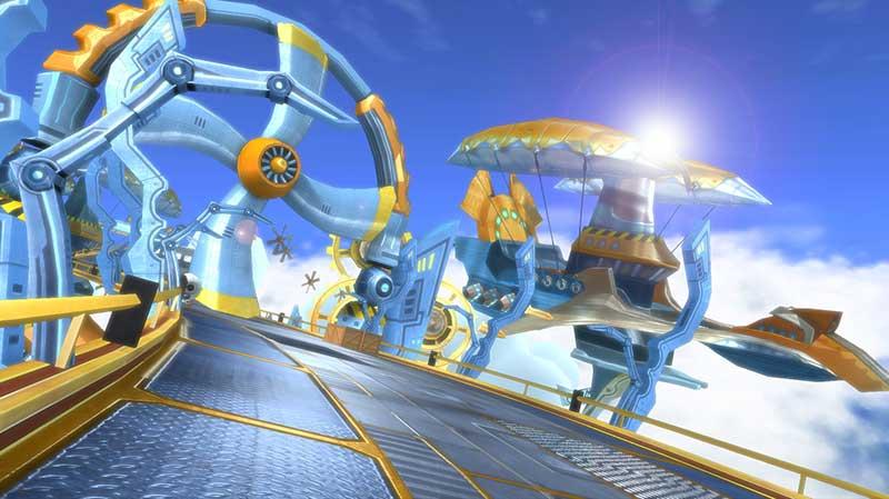 开心赛车2游戏截图2