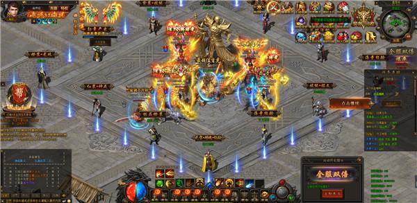 烈火剑圣游戏截图5