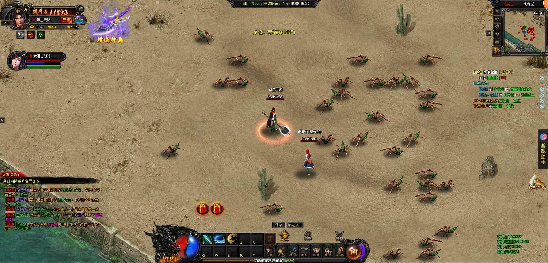 战圣游戏截图4